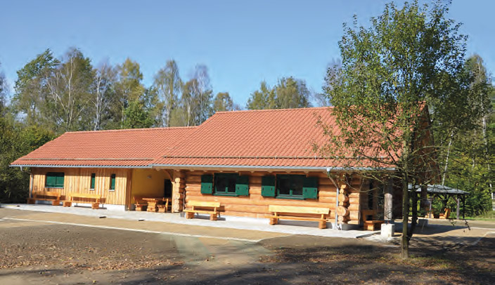 Pädagogische Leitung des Waldhauses Kleiner Stern Massenei